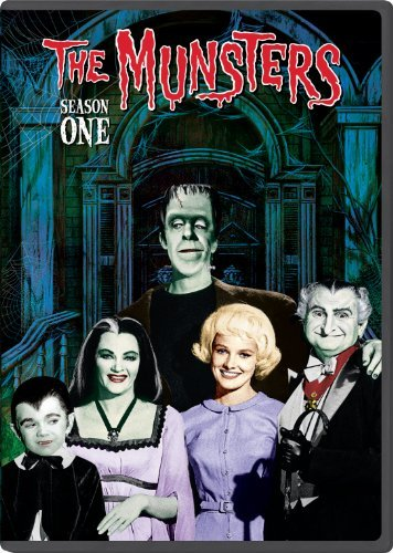 Munsters Season 1 Nr 6 DVD