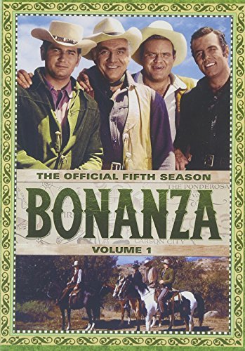 Bonanza Vol. 1 Season 5 Nr 5 DVD