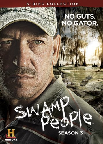 Swamp People Swamp People Season 3 Nr 6 DVD