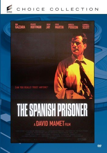 Spanish Prisoner Gazzara Martin Scott Made On Demand Nr