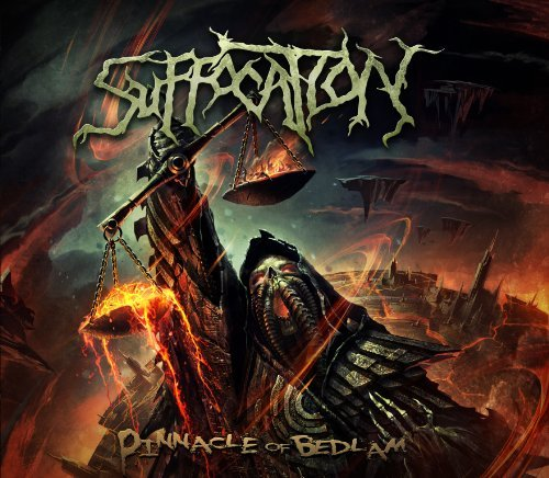 Suffocation Pinnacle Of Bedlam Digipak Incl. DVD