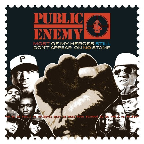 Public Enemy Most Of My Heroes Still Don't Lmtd Ed.