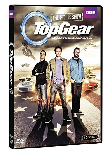 Top Gear Season 2 (usa) Top Gear Ws Nr 4 DVD