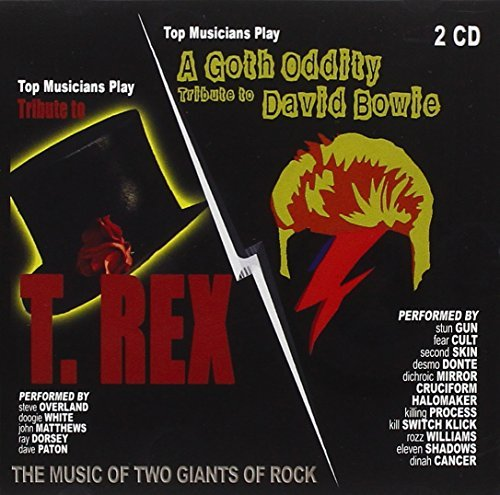 David Bowie T Rex As Performed David Bowie T Rex As Performed 2 CD
