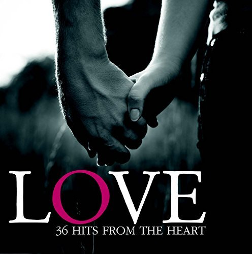 Love 36 Hits From The Heart Love 36 Hits From The Heart 2 CD