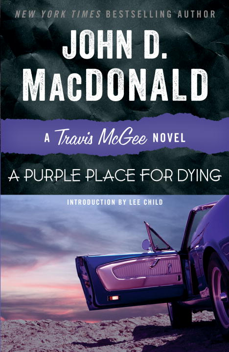 John D. Macdonald A Purple Place For Dying A Travis Mcgee Novel