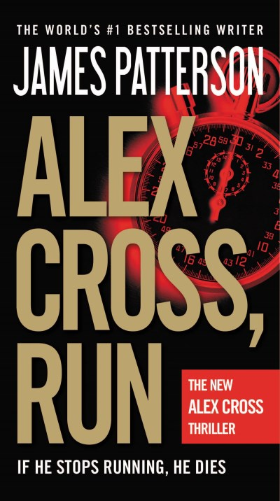 James Patterson Alex Cross Run