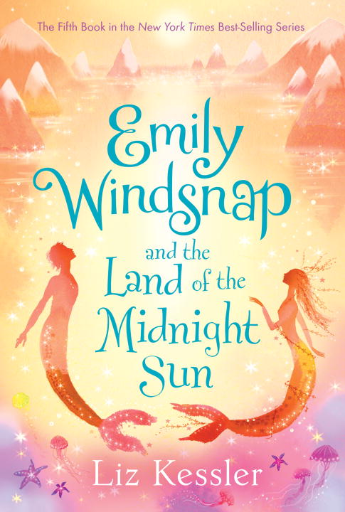 Liz Kessler Emily Windsnap And The Land Of The Midnight Sun