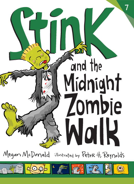 Megan Mcdonald Stink And The Midnight Zombie Walk