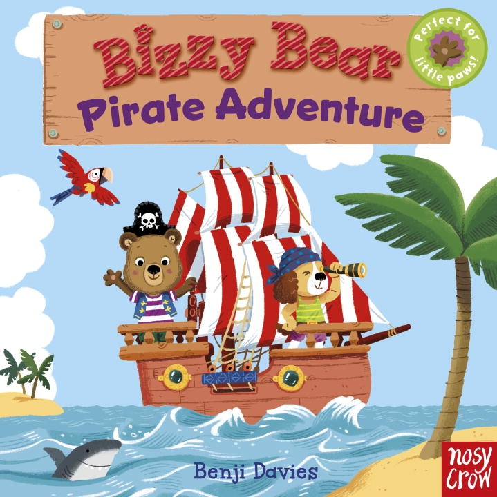 Nosy Crow Bizzy Bear Pirate Adventure
