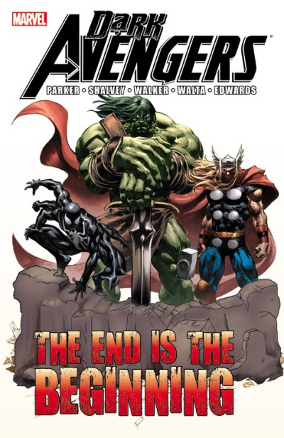 Jeff Parker Dark Avengers The End Is The Beginning