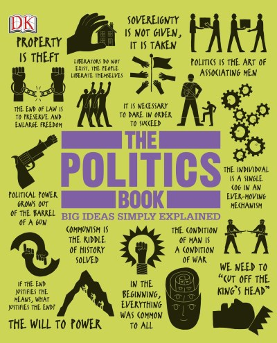 Dk The Politics Book Big Ideas Simply Explained