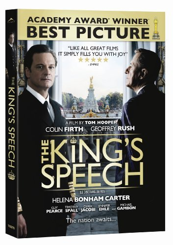 King's Speech Firth Rush Bonham Carter