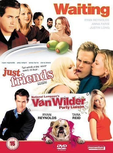Waiting Just Friends National Lampoon's Van Wilder Triple Feature