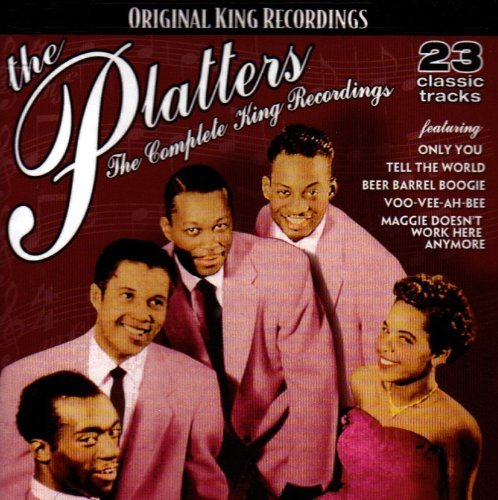 Platters Complete King Recordings