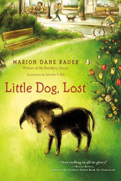 Marion Dane Bauer Little Dog Lost