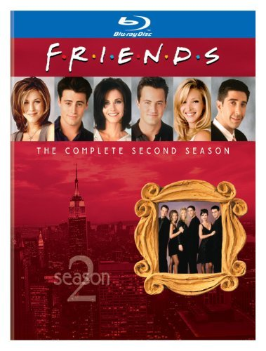 Friends Friends Season 2 Blu Ray Ws Nr 2 Br