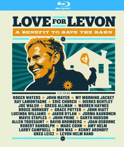 Love For Levon Love For Levon (2 Blu Ray 2 CD Blu Ray Ws Nr 2 Bd 2 CD