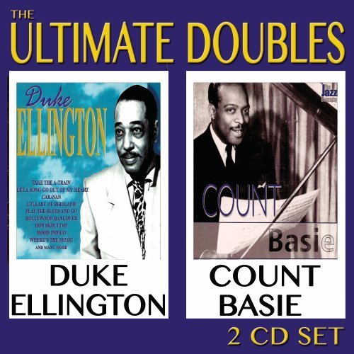 Duke & Count Basie Ellington Ultimate Doubles 2 CD