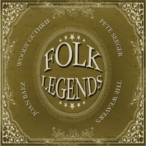 Folk Legends Folk Legends (3cd) 3 CD