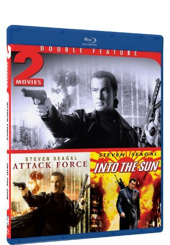 Attack Force Into The Sun Double Feature Blu Ray R