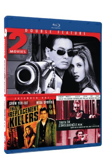Replacement Killers Truth Or C Replacement Killers Truth Or C Blu Ray Ws R