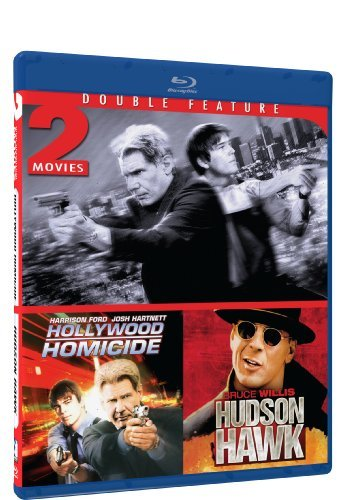 Hollywood Homicide Hudson Hawk Hollywood Homicide Hudson Hawk Blu Ray Ws Double Feature