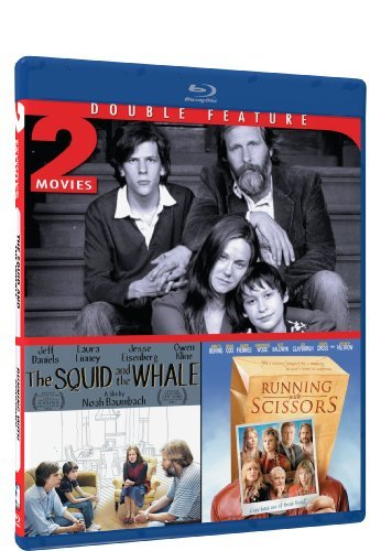 Squid & The Whale Running With Scissors Double Feature Blu Ray R
