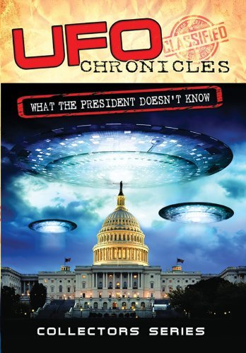 Ufo Chronicles What The Presi Greer Marrs Nr