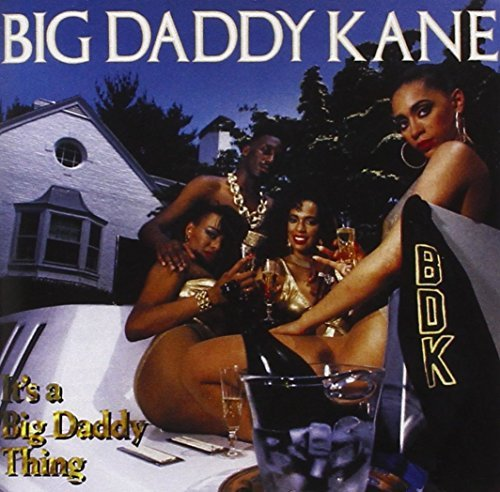 Big Daddy Kane It's A Big Daddy Thing CD R