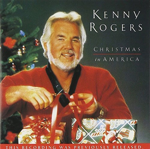 Kenny Rogers Christmas In America CD R