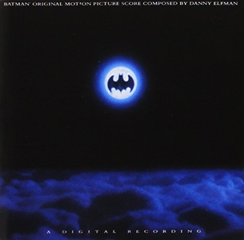 Batman Motion Picture Score Danny Elfman