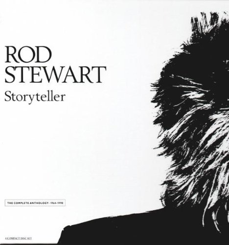 Stewart Rod Storyteller Complete Anthology 1964 90 4 CD Set