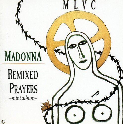 Madonna Remixed Prayers Import Aus