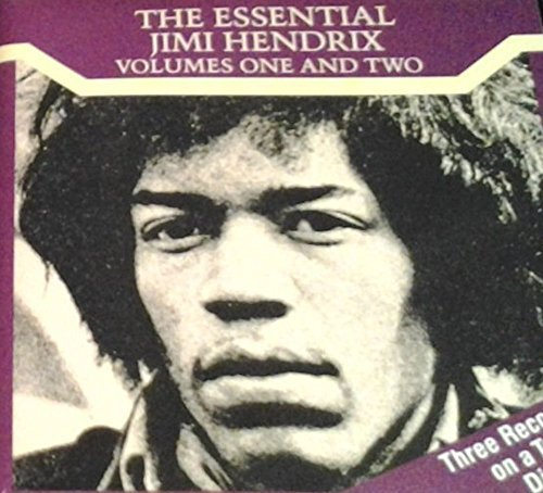 Hendrix Jimi Essential Jimi Hendrix Vol.1&2 2 CD Set
