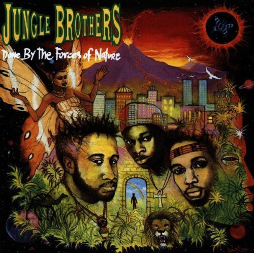 Jungle Brothers Done By Forces Of Nature