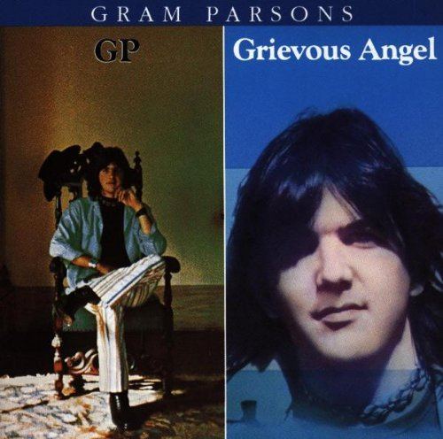 Gram Parsons Gp Grievous Angel 2 On 1