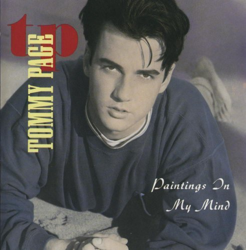Tommy Page Paintings In My Mind