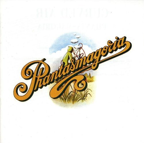 Curved Air Phantasmagoria Import