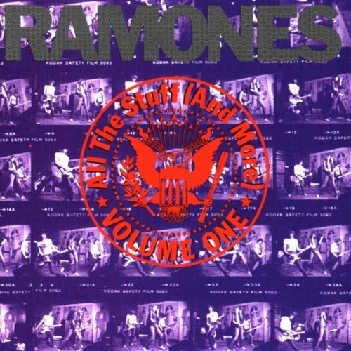 Ramones Vol. 1 All The Stuff Ramones Leave Home