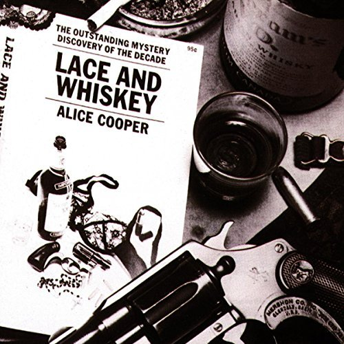 Alice Cooper Lace & Whiskey