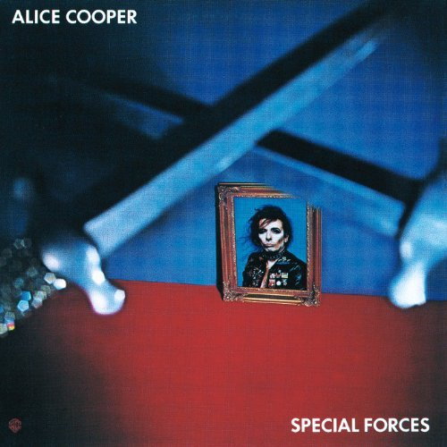 Alice Cooper Special Forces Import Gbr