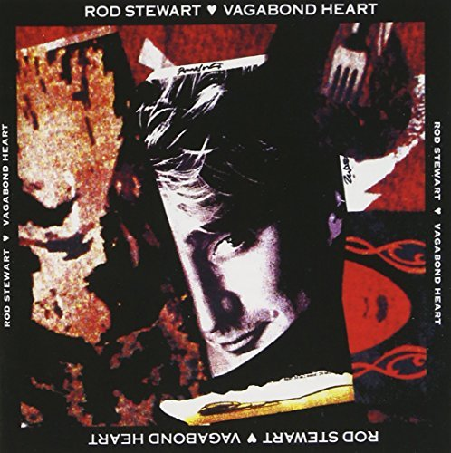 Rod Stewart Vagabond Heart CD R