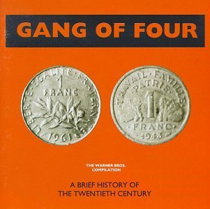 Gang Of Four Brief History Of The 20th Cent