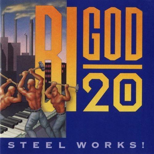 Bigod 20 Steel Works