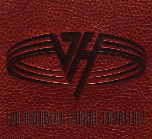 Van Halen For Unlawful Carnal Knowledge CD R