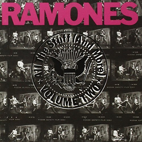 Ramones Vol. 2 All The Stuff Rocket To Russia Road To Ruin