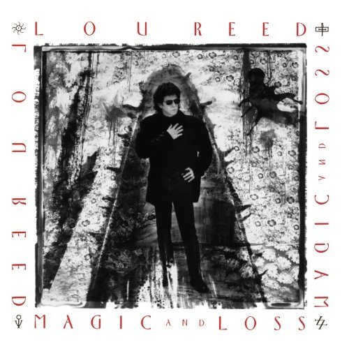 Lou Reed Magic & Loss CD R