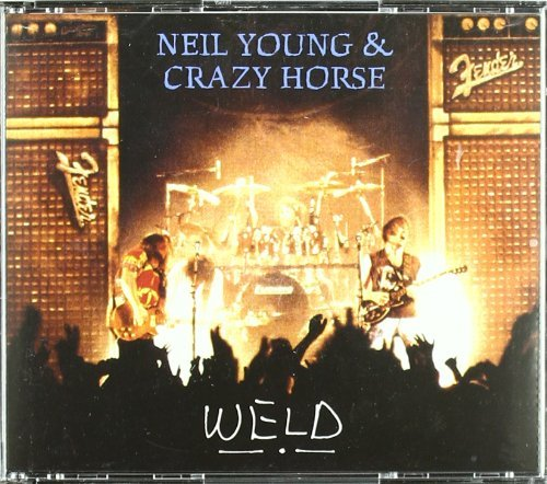 Neil Young Weld 2 CD Set