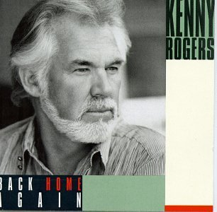 Kenny Rogers Back Home Again CD R
